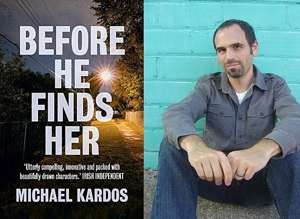 Recenzja: Michael Kardos - Before he finds her